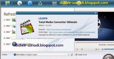 Leawo video converter ultimate 6 1 incl keygen code free downloaded