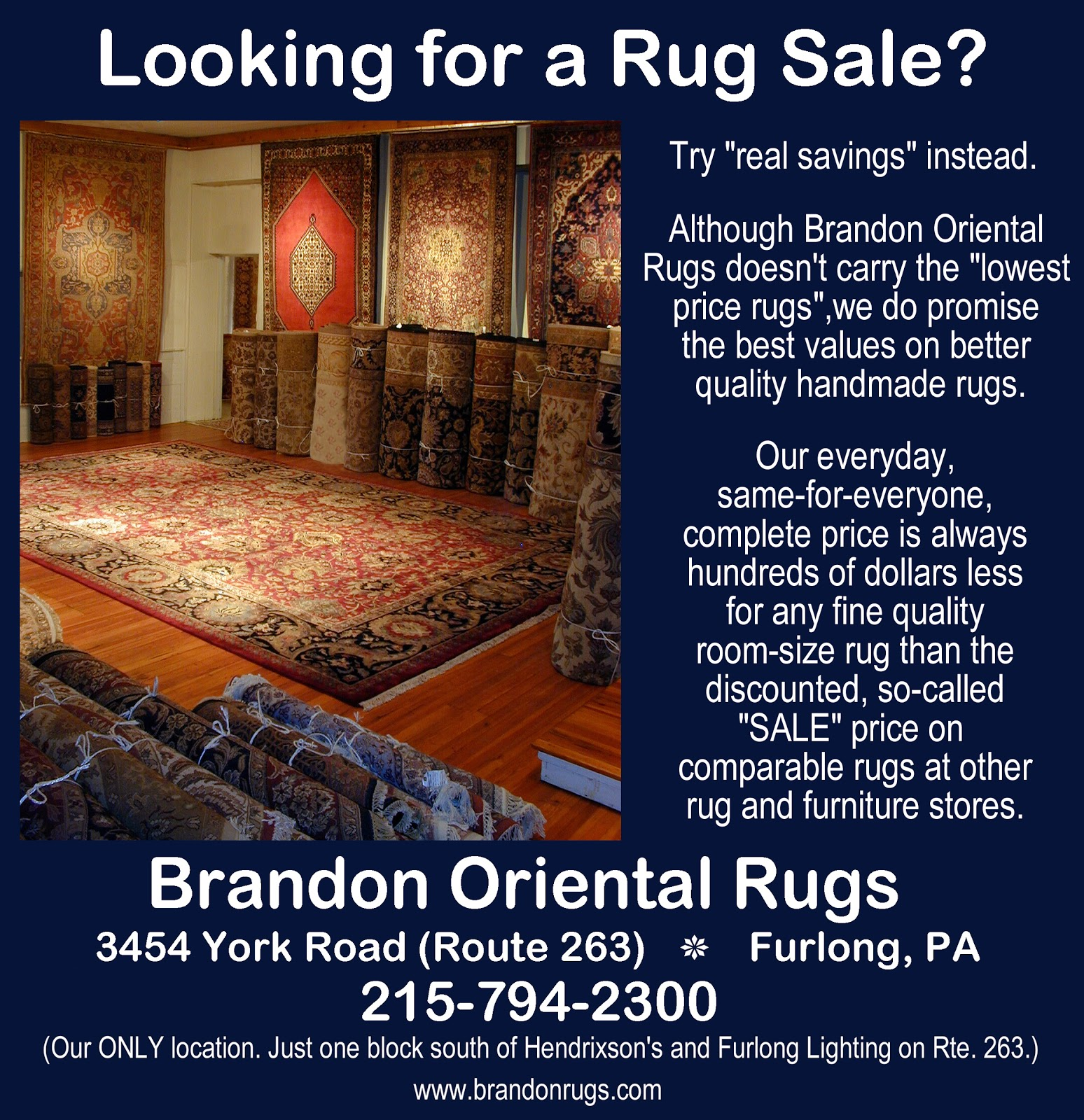 Looking For A Rug Sale In Bucks County, Montgomery County, Or The Lehigh  Valley?