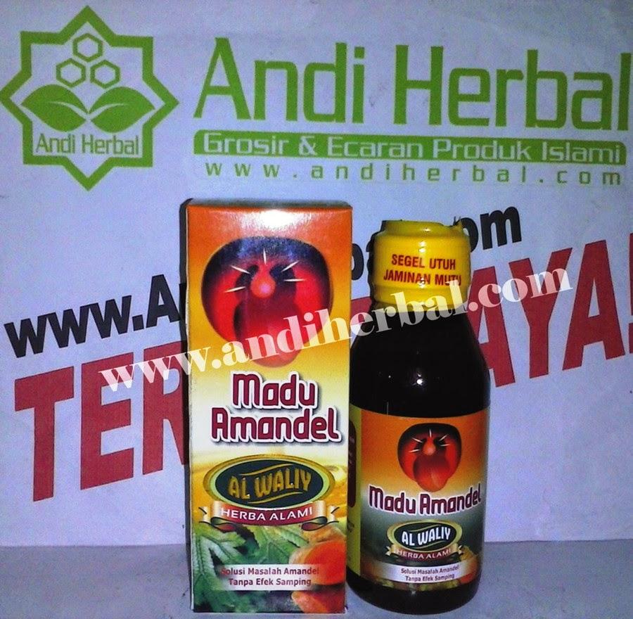 Herbal Al Waliy Madu Batuk Dewasa Daftar Harga Terbaru Dan Produk Ukm Bumn Super Az Zikra Amandel