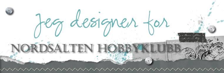 Medlem av designteamet hos Nordsalten hobbyklubb