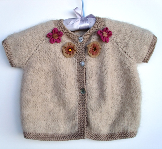 Louise Knits Top Down Sweater Free Pattern