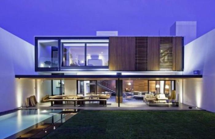 Las mejores creaciones de casas hechas con contenedores - Contenedor maritimo casa ...