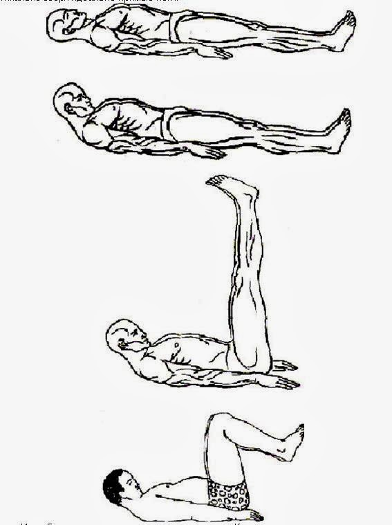 Третье упражнение.