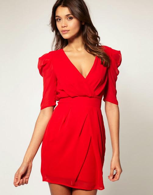 Los mejores vestidos para navidad 2013