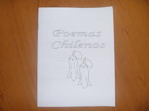 """Lectura complementaria septiembre. Compra tu cuadernillo de """"Poemas Chilenos"""" $500 (biblioteca)."""