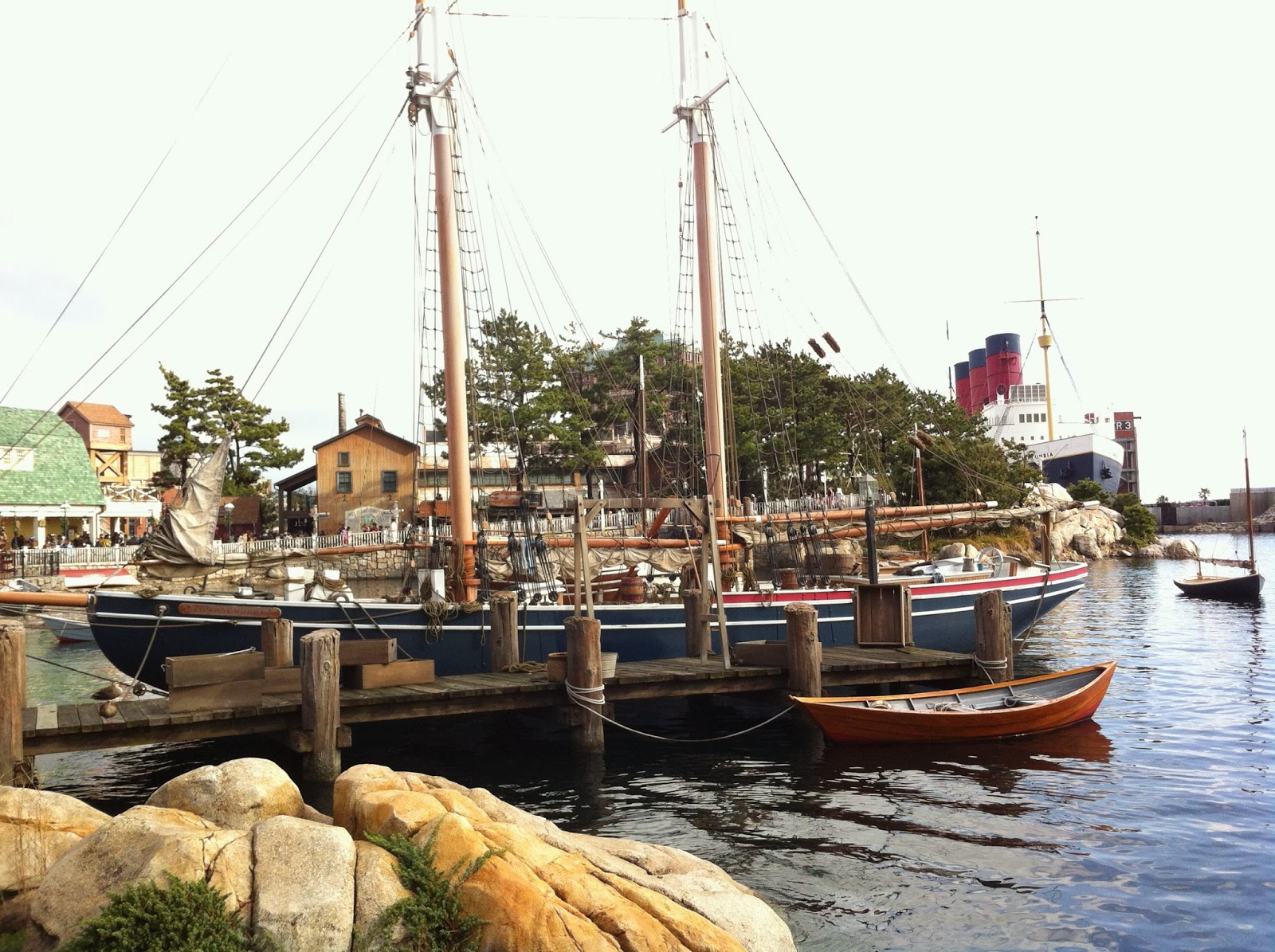 Disney Sea Harbor