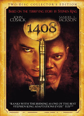 Watch 1408 2007 BRRip BRRip Hollywood Movie Online | 1408 2007 Hollywood Movie Poster