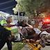 ΣΟΚΑΡΙΣΤΙΚΟ ΒΙΝΤΕΟ!!! ΤΡΟΜΟΚΡΑΤΙΚΗ ΕΠΙΘΕΣΗ ΜΕ ΟΠΛΑ ΣΤΗΝ ΝΕΑ ΟΡΛΕΑΝΗ!!!! Τουλάχιστον 16 άτομα διακομίστηκαν στο νοσοκομείο