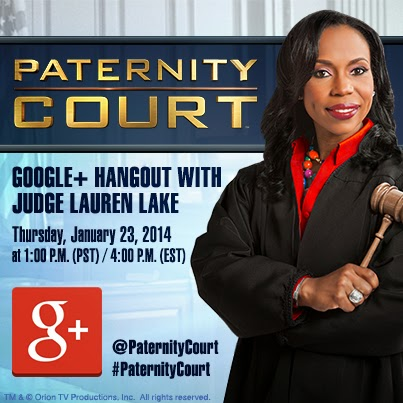 Paternity Court Google+ Hangout with K.Mac / Kyle McMahon