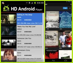 HD Video Player For Android Free Download