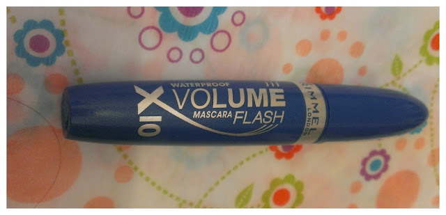 Rimmel Waterproof Volume Flash X 10 mascara