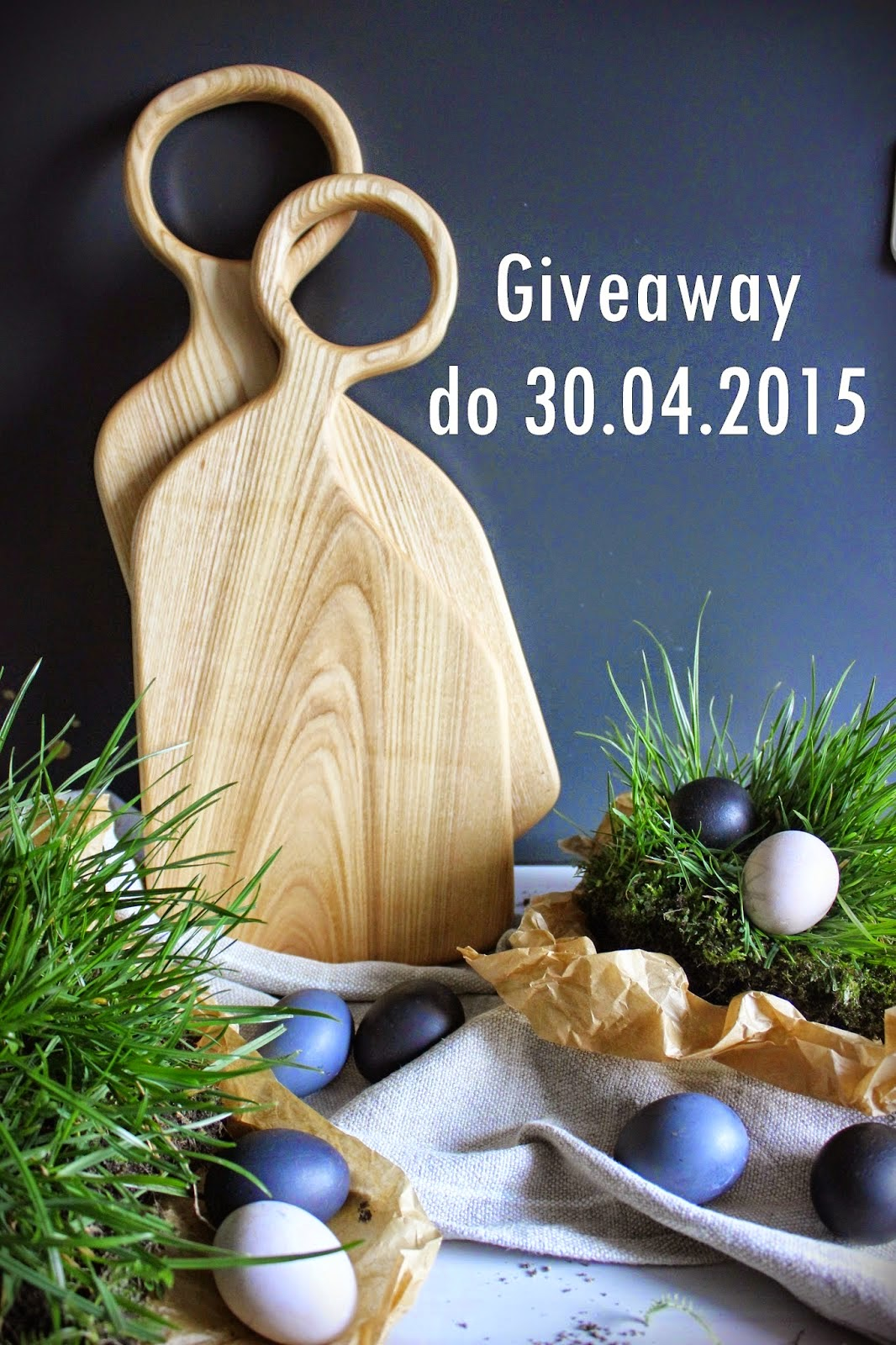 Giveaway  30.04