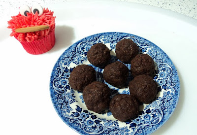 Receta cakepop de nutella