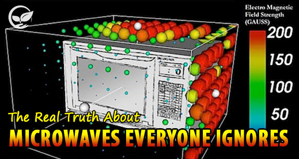 According To A Growing Body Of Research Microwave Ovens Are Dangerous Our Health