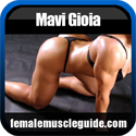 Mavi Gioia Female Bodybuilder Thumbnail Image 4