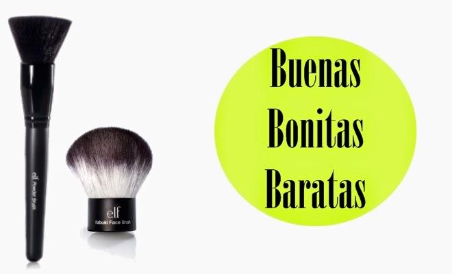 Brochas de maquillaje buenas bonitas y baratas tips de for Camas buenas bonitas y baratas