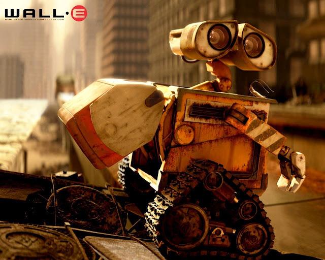 Wall-E Movie Wallpaper HQ