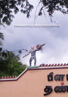 Black Thunder-Mettupalayam