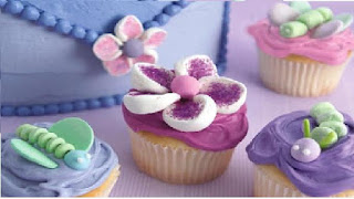 Cupcakes Decorating