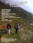 Ruta senderismo Canjáyar 2016