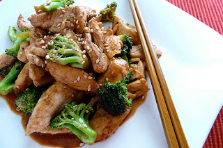 Recipe for stir fry sauce