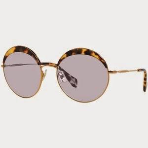 óculos redondos - peça básica no seu armário nesta primavera-verão 2015