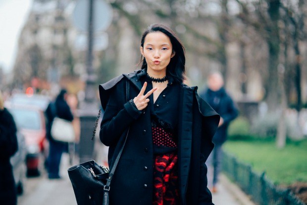 Xiao Wen Ju in Paris