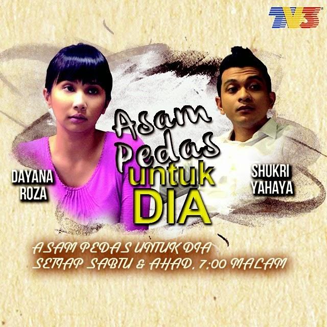 ASAM PEDAS UNTUK DIA 2015 SLOT DAHLIA TV3 EP 1 20