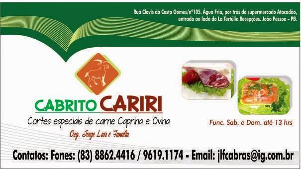 ..:: CABRITO CARIRI ::..