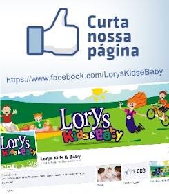 Curta a página da Lorys Kids & Baby
