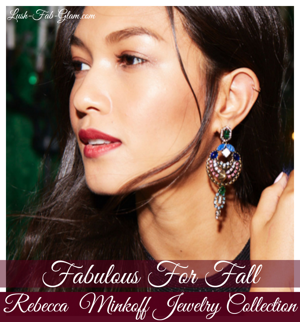 Fabulous Fall Style: Designer Rebecca Minkoff's Stunning New Jewelry Collection.