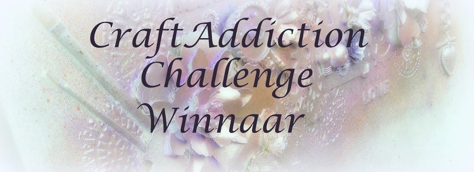 Challenge #7 en  #8 gewonnen