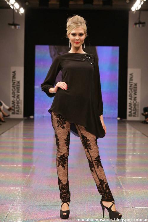 Adriana Costantini otoño invierno 2014 moda mujer.