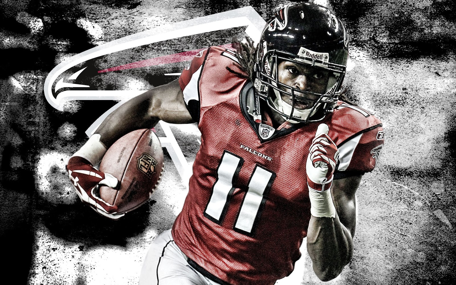 gallery for michael turner falcons wallpaper