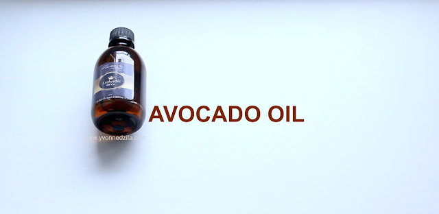top oils which penetrate the hair avocado oil