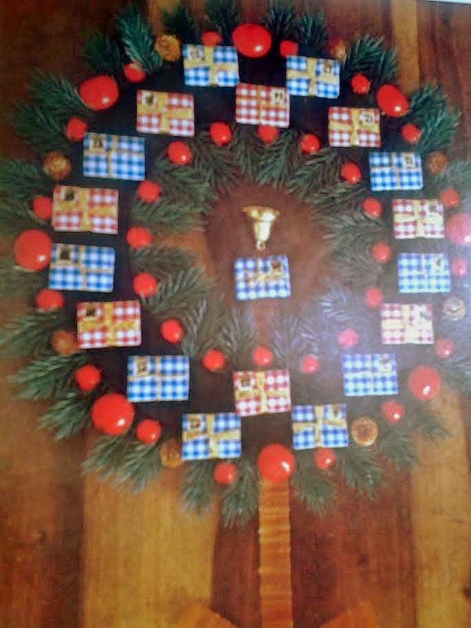 Web de la navidad arbol de navidad hecho en casa - Arbol de navidad hecho en casa ...