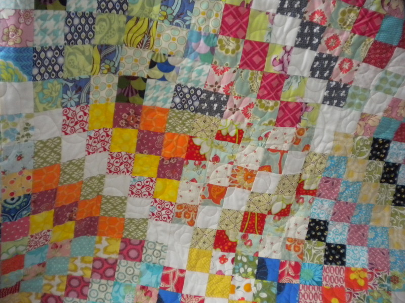Scrap Quilts From Strips