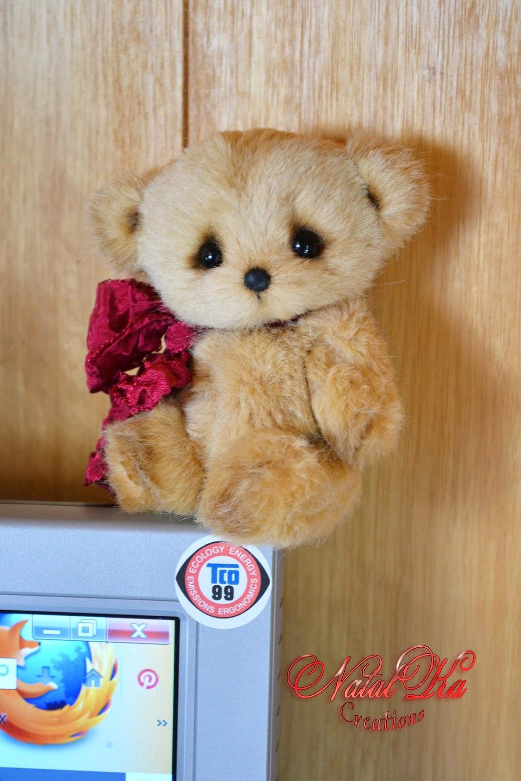 Künstlerbär, Teddybär, teddy bear, мишка тедди