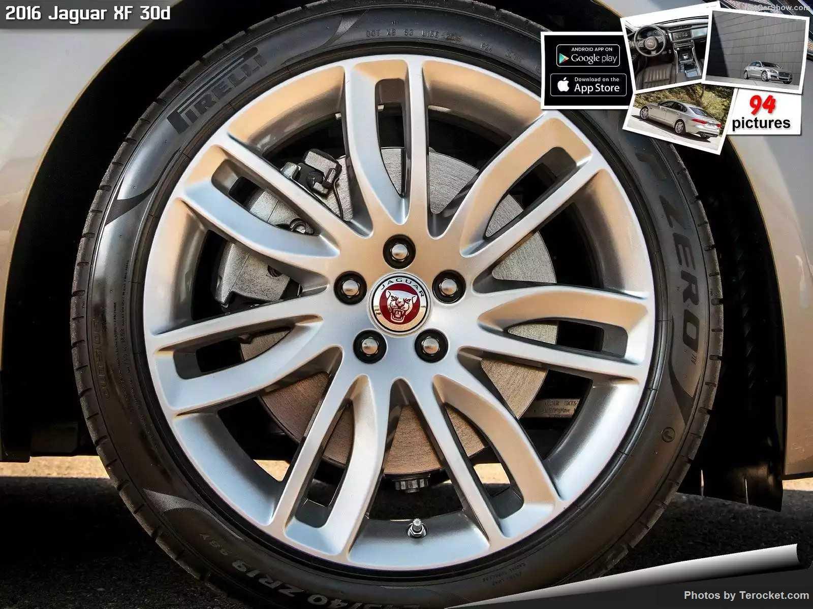 Hình ảnh xe ô tô Jaguar XF 30d 2016 & nội ngoại thất