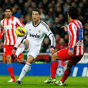 Atlético de Madrid-Real Madrid