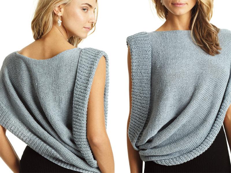 Вязание спицами.новые модели