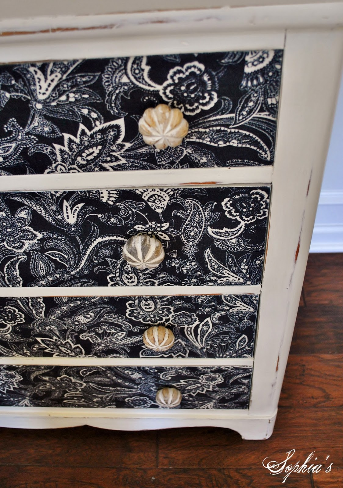 Charming Decoupage Ideas For Furniture. Decoupage Ideas For Furniture