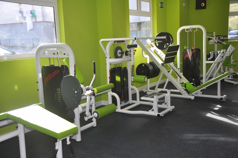 Un blog sobre ampuero y otros lugares cercanos nuevo gimnasio for Ver gimnasio