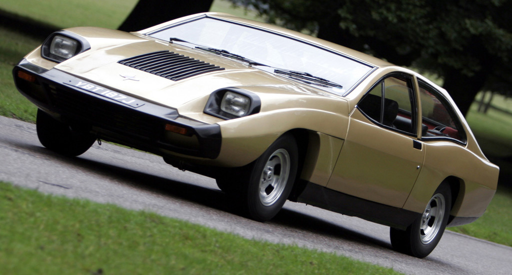 CAR: Marcos Mantis (1970-71)