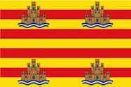 THE FLAG OF IBIZA