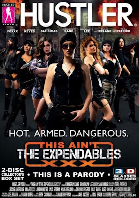 This Ain't The Expendables XXX - (+18)