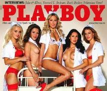 Enfermeiras Playboy Alemanha Novembro 2013