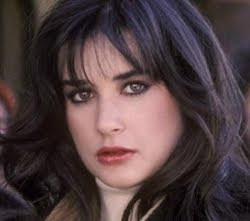 Demi Moore BEFORE and AFTER Pictures