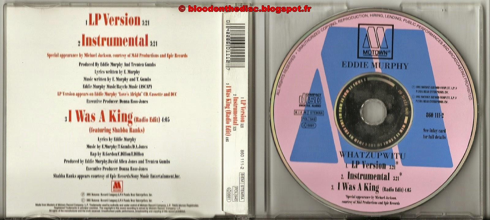 Whatzupwitu Maxi CD