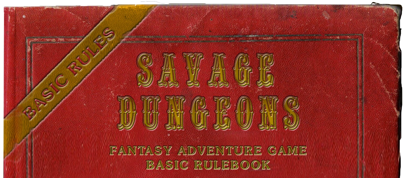 Building The Middle-kingdoms: Savage Dungeons: Classes, Archetypes ...